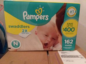 Newborn diapers for Sale in Henderson, NV