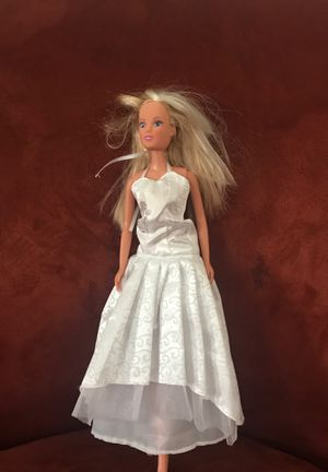 Barbie with dress for Sale in Orange, CA