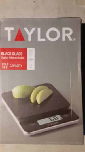Taylor Digital Kitchen Scale for Sale in Hazard, CA