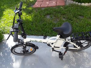 Bycicles electric folding gb 500 for Sale in Oakland Park, FL