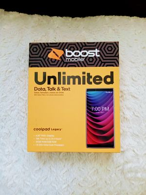 Boost mobile coolpad legacy for Sale in Lincoln, NE