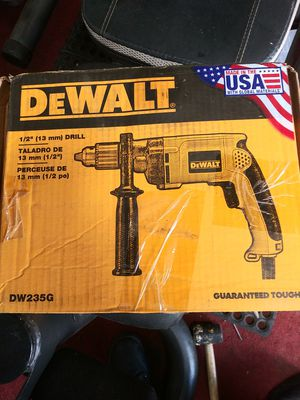 Dewalt corded Drill $35 for Sale in Arlington, TX