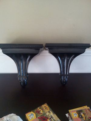 Picture frame wall shelves, or book ends for Sale in Holiday, FL