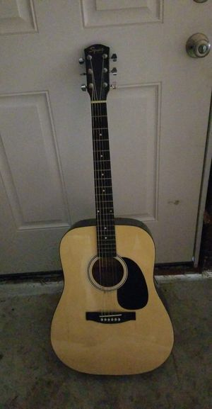 Fender squire acoustic for Sale in Shelton, WA