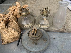 Vintage Kerosene lamp $200. OBO for Sale in Riverside, CA