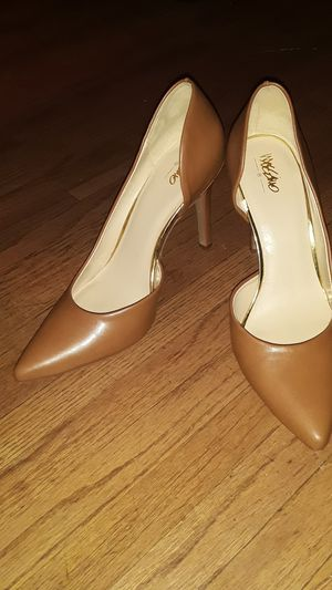 Wassimo Brown Heels for Sale in Covina, CA
