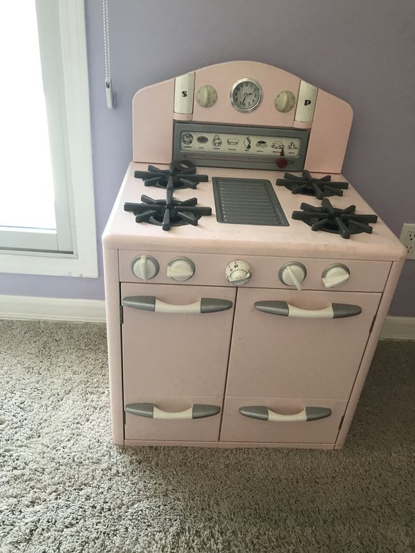 Pottery Barn Kids Pink Kitchen for Sale in Los Angeles, CA ...