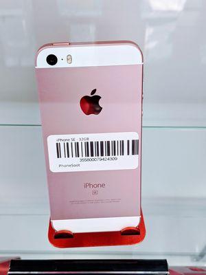 iPhone 5SE Verizon (Factory Unlocked) 32gb for Sale in Cypress Gardens, FL