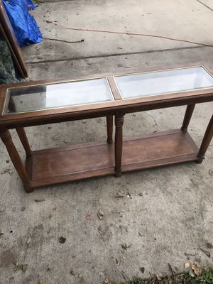 Long table for Sale in Corpus Christi, TX