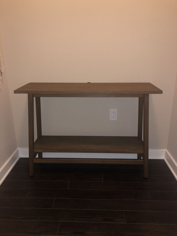 Haverhill Reclaimed Console Table - Brown (brand new)