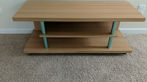 """TV Stand - 48"""" Pine for Sale in Apex, NC"""