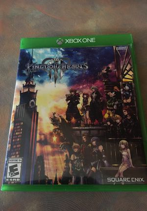 Kingdom Hearts 3 Xbox One for Sale in Surprise, AZ
