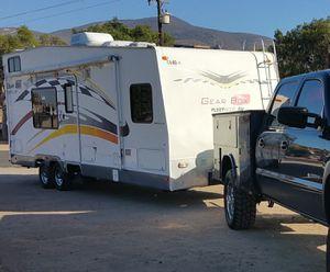 Gear Box 26 ft Toy Hauler for Sale in Santa Ana, CA