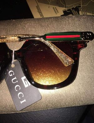 gucci sunglasses for unisex for Sale in Chantilly, VA