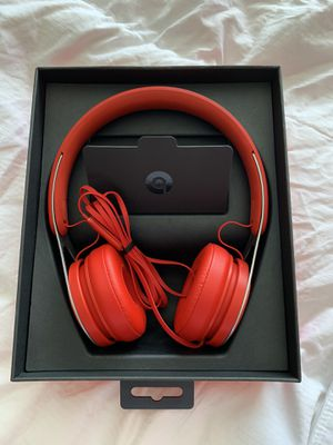 Beats EP Wired Headphones for Sale in Renton, WA