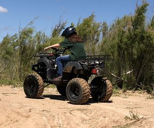 Tao Tao atv. Only 4 months old but have to sell because Wife is scared of it. 200cc plenty of power. Has a 4500lb winch. Will sell for 1000 dolla for Sale in San Angelo,  TX