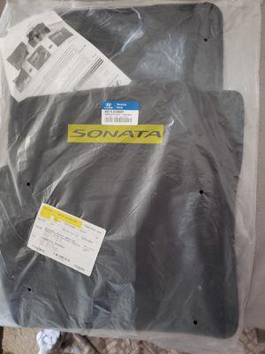 Hyundai Sonata floor mats x4 for Sale in Moreno Valley, CA