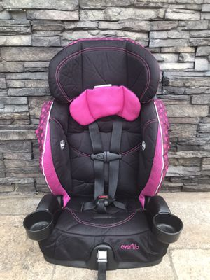 EVENFLO 2 in 1 BOOSTER CAR SEAT!!!! for Sale in Colton, CA