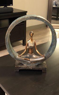 Yoga Decor Piece for Sale in Houston,  TX