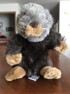 "UNIPAK Otter Plush Stuffed Animal Beaver Brown 7"" for Sale in Murray, UT"