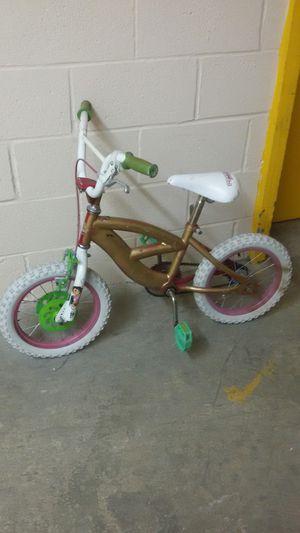 Cute Gold painted Kids Bike for Sale in Alexandria, VA