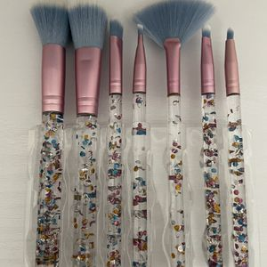 Glitter Handle Makeup Brushe Set for Sale in Moreno Valley, CA