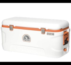 NEW New Igloo Super Tough STX Cooler, 120-Quart for Sale in Ontario, CA