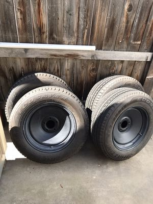 Tires and rims for Sale in Visalia, CA