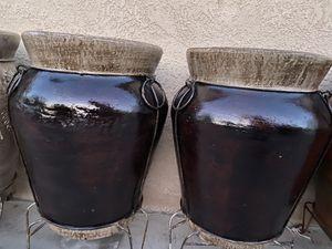 Clay pots for Sale in San Bernardino, CA