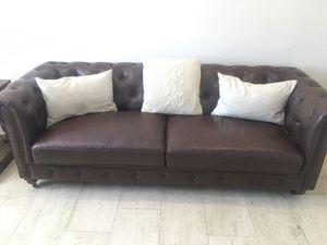 Restoration hardware sofa for Sale in Las Vegas, NV