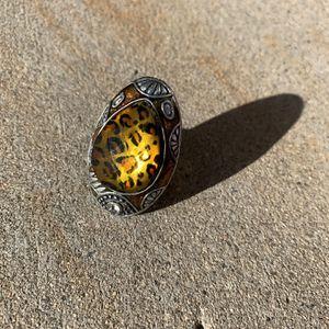 Cheetah Crystal Ring for Sale in Riverside, CA