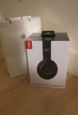 Beats Studio 3 Wireless Headphones for Sale in Boston, MA