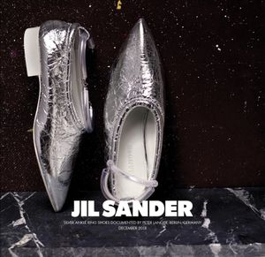 Jil Sander- ballet flats (36 1/2) for Sale in Brooklyn, NY