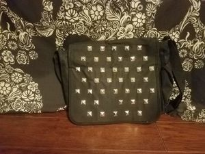 Black messenger bag! for Sale in Thornton, CO