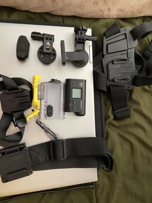 Sony action cam for Sale in Livermore, CA