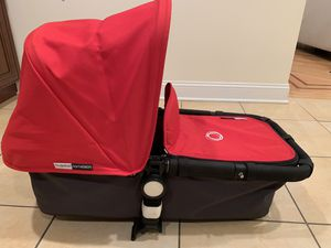 Bugaboo Cameleon stroller with Chicco car seat and bugaboo adopter for Sale in Queens, NY