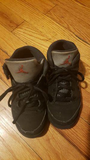 Black Jordans 10C for Sale in WARRENSVL HTS, OH