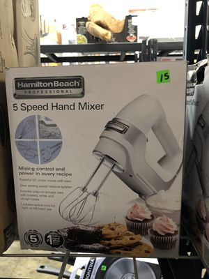Hand mixer PRICE IS FIRM for Sale in El Monte, CA