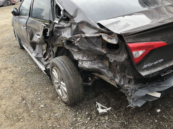 Hyundai Sonata parts 2015 2016 2017