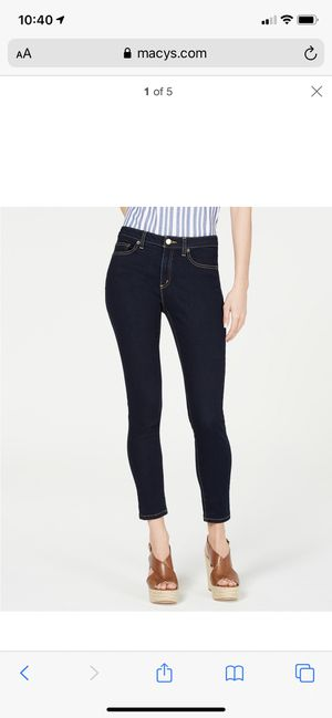 MICHAEL Michael Kors | High-Rise Stretch Skinny Jean SIZE 14 for Sale in Beverly Hills, CA
