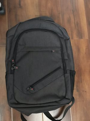 New Large laptop 15-17 backpack w/USB charging port for Sale in Camarillo, CA