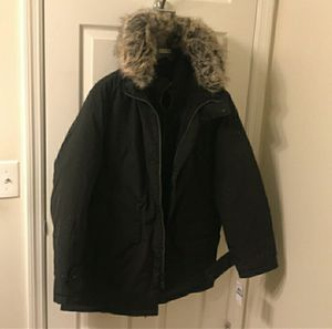 Michael Kors Mens Faux Fur Coat for Sale in Boise, ID