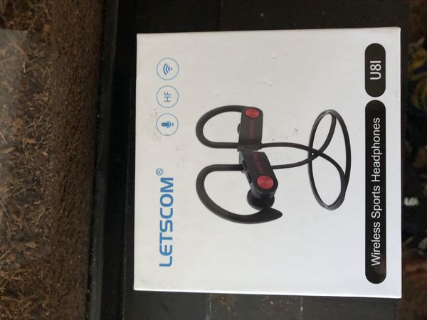 Letscom Bluetooth earbuds