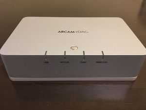 Arcam rDAC - Digital to Analog Converter for Sale in Bothell, WA