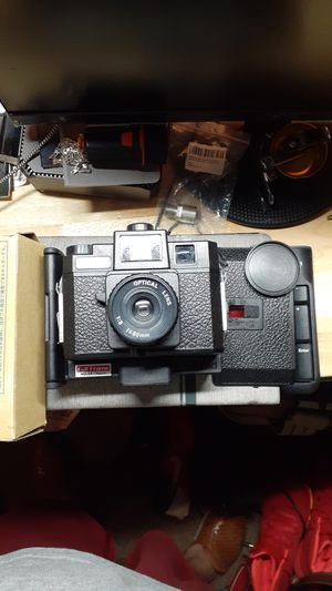 Holga 120 film camera with Polaroid back for Sale in Los Angeles, CA