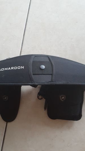 Aomardon Utility Fighting Belt with Pliers Sheath for Sale in Lake Park, FL