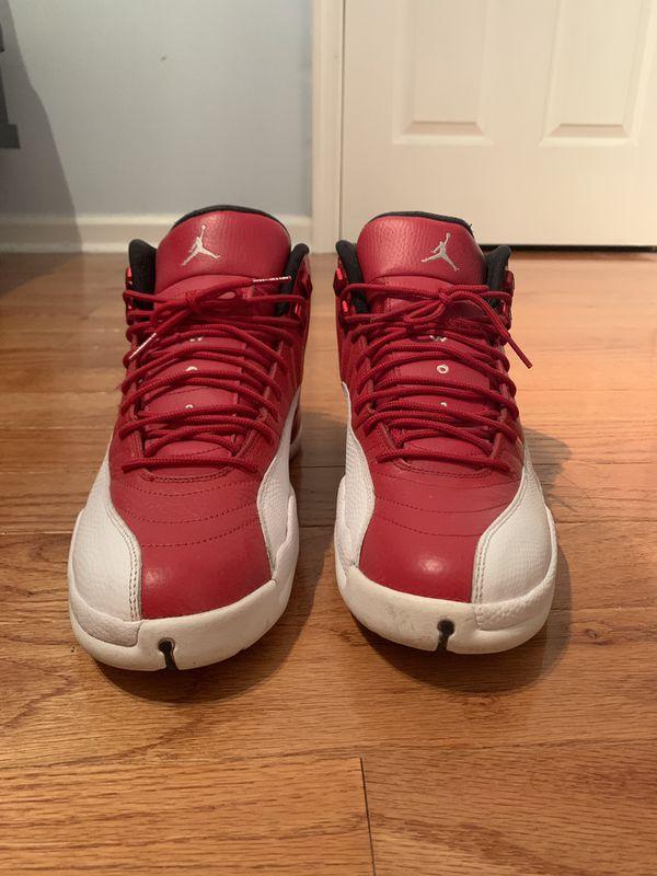 Gym Red Jordan Retro 12s