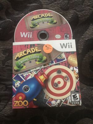 Wii Arcade Shooting Gallery Game for Sale in Fort McDowell, AZ
