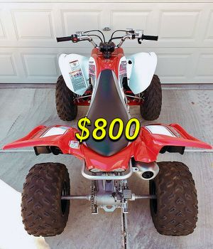 Yamaha Raptor! $$REDUCED$$ =PRICE= (800$$ OBO)=2008 for Sale in Garrison, MD