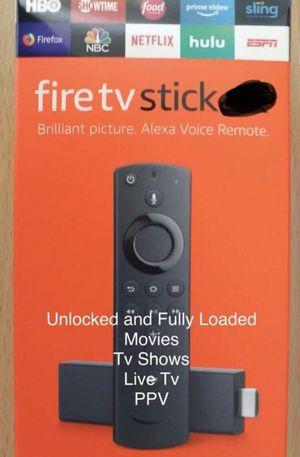 Amazon fire tv for Sale in Chicago, IL